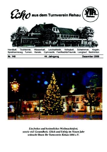 Echo TVR - Dezember 2009