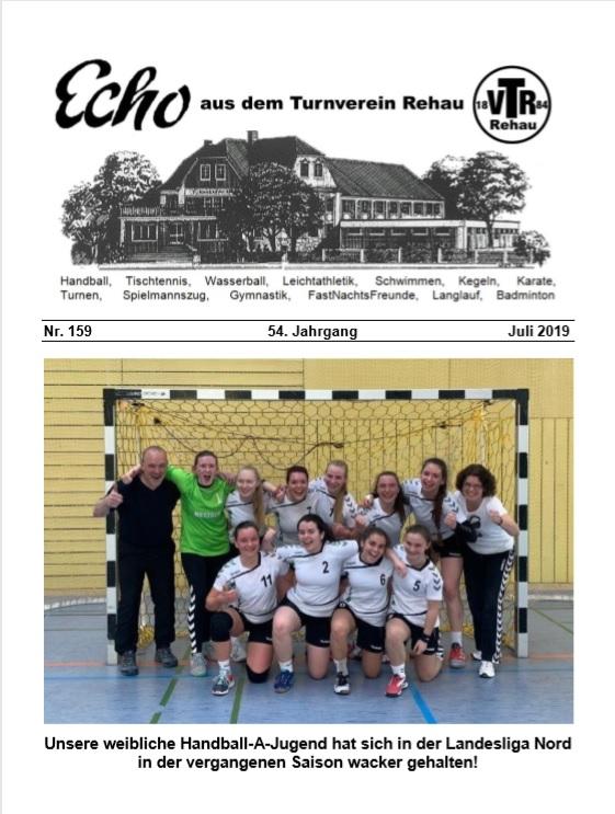 Echo TVR - Juli 2019