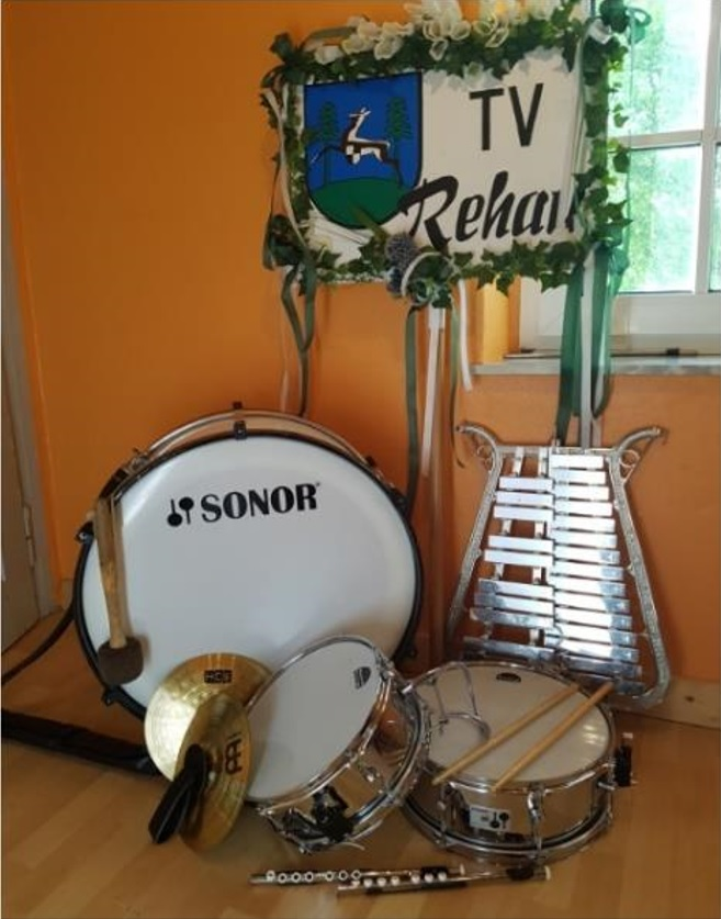 Spielmannszug - TV Rehau 1884